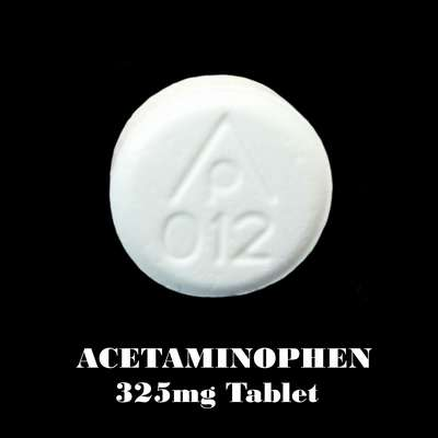Image of Image of Acetaminophen 325 Mg  tablet by Nucare Pharmaceuticals,inc.