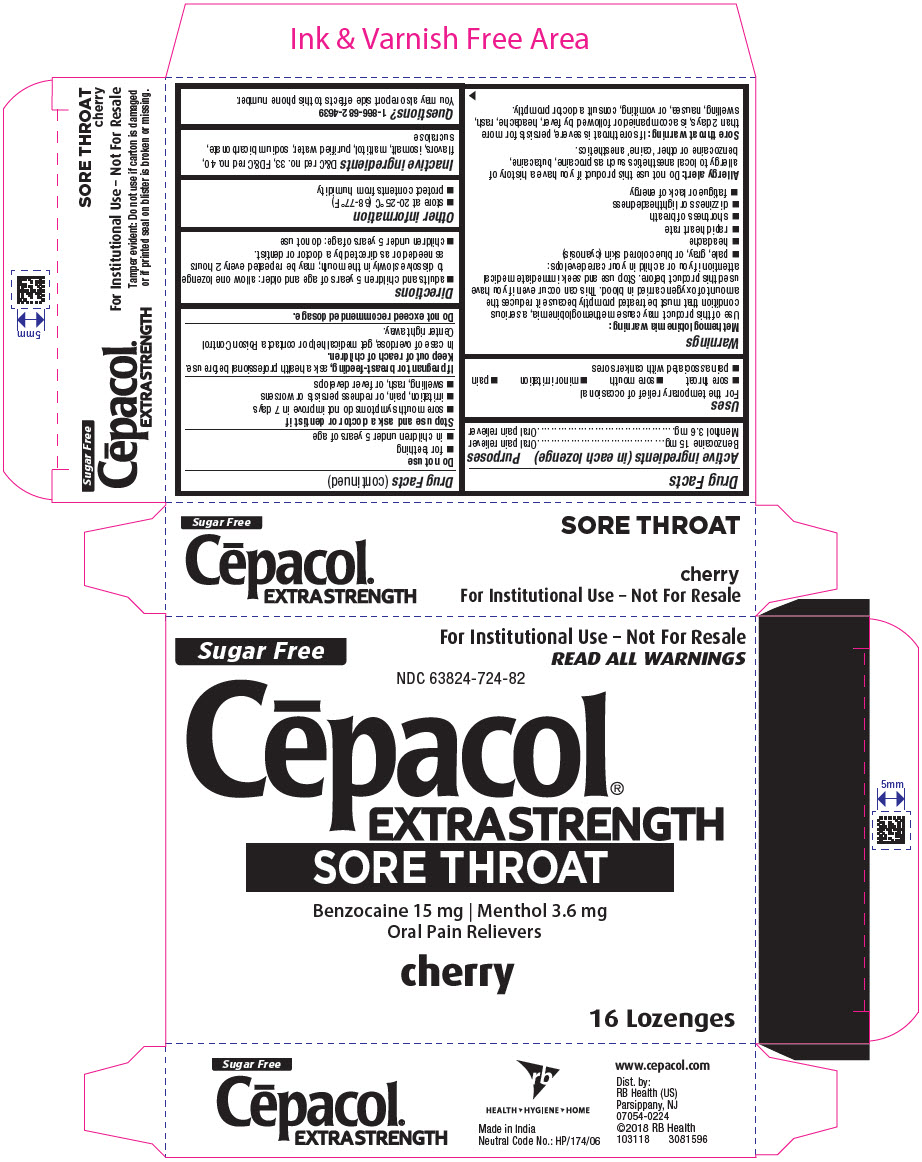 Top Five Can You Overdose On Cepacol Cough Drops - Circus